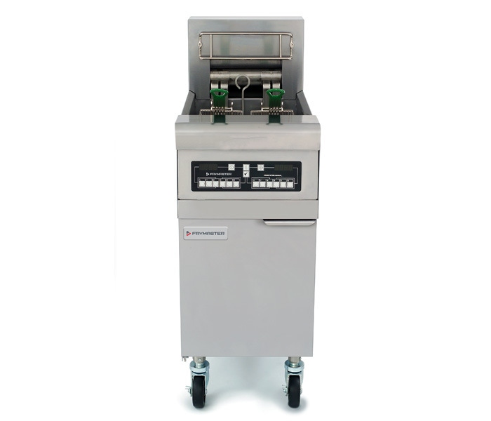 frymaster product re14tc electric fryer series