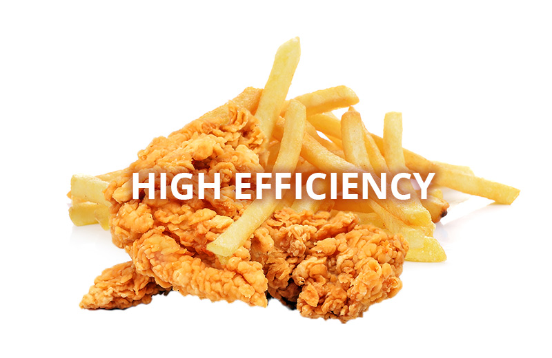 High-Efficiency